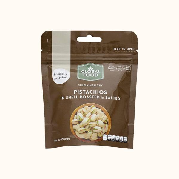 Roasted Pistachio in Shells 90 Gram